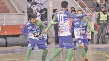 Projecto Latín espera a sus rivales de la Libertadores