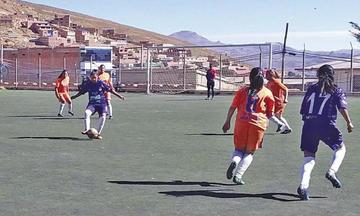 Real Potosí inicia el torneo femenino con buenos resultados