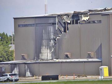Un avión se estrella y deja diez fallecidos en EE.UU.