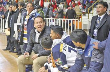 Cuerpo técnico y jugadores tendrán su prueba de fuego ante Pichincha