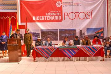 Organizaciones definen hoy proyectos del bicentenario