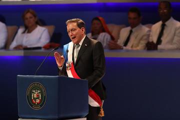Asume el presidente de Panamá para luchar contra la corrupción