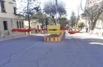 Cívicos no descartan la huelga general indefinida por el litio