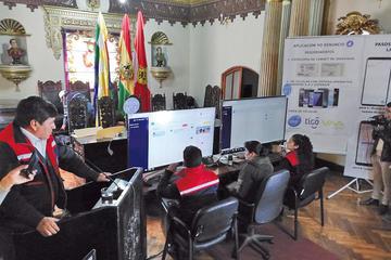 Lanzan aplicación informática para incrementar la seguridad
