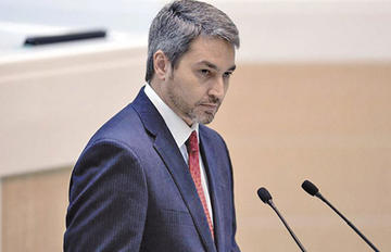 Solicitan iniciar un juicio político contra el presidente de Paraguay