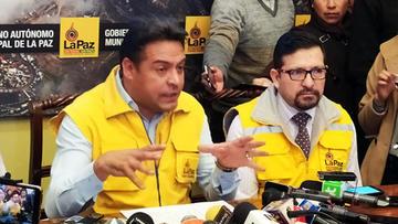 Revilla presenta denuncia contra dos magistrados