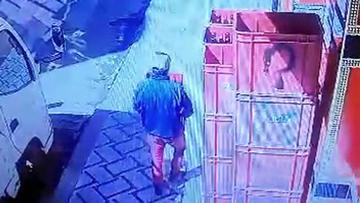 Ladrón de cerveza ofrece su trabajo para pagar lo robado