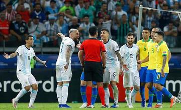 """La AFA dice que Argentina fue """"perjudicada"""""""