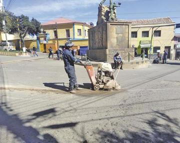 Transporte demanda que se acelere arreglo de calles