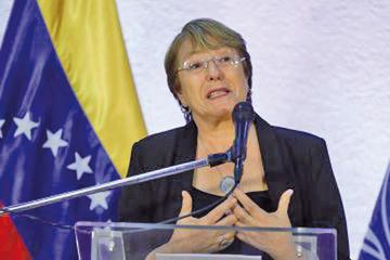 Informe de ONU reporta más de  6.800 ejecuciones en Venezuela