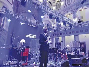 Vicepresidente lanza festival de cortometrajes hechos en el país