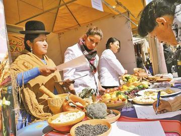 Bolivia busca ser destino culinario