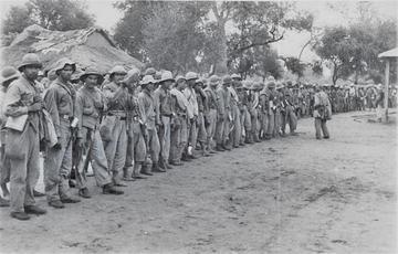 Piden fotos de la Guerra del Chaco