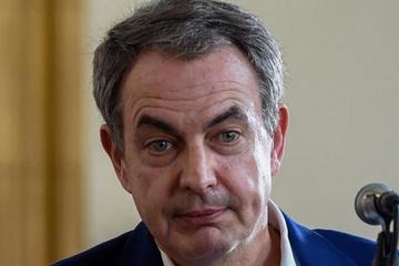 Visita de Rodríguez Zapatero se empaña con detención de activista