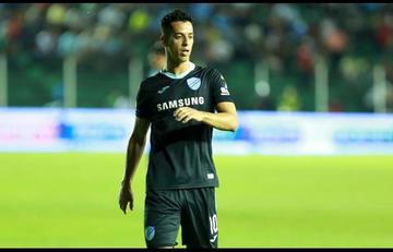 Santos está habilitado  para jugar en Bolívar