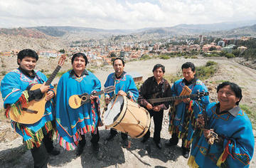 """Lanzan festival de música folklórica """"Sol de los Andes"""""""
