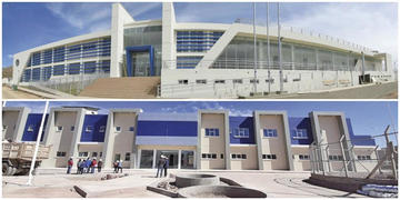 Los hospitales de Llallagua y Ocurí están en su etapa final