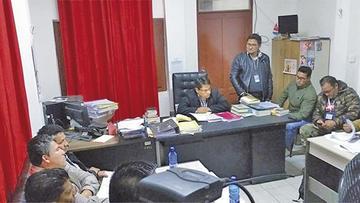 Liberan a altas autoridades de justicia acusadas de prevaricato
