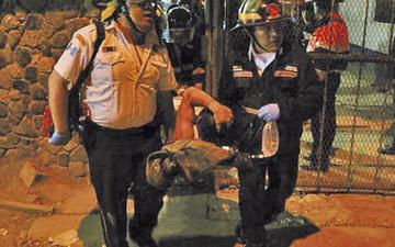 Guatemala: motín en una cárcel deja un fallecido y tres heridos