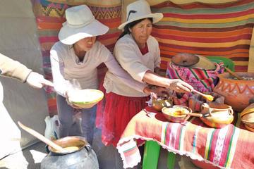 Potosí  presentó sus platos a lo grande