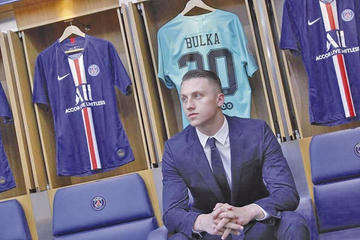 El PSG ficha al portero polaco Marcin Bulka