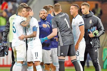 Argentina logra el tercer lugar de la Copa América