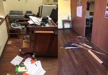 Perpetran asalto armado en oficina de la Comibol  y se llevan Bs 37.000