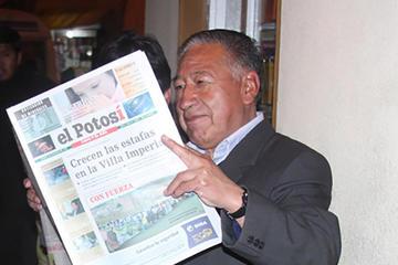 El Potosí  llega hoy a  su mayoría de edad