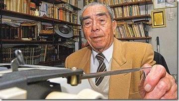 Falleció el destacado columnista, periodista y escritor Paulovich