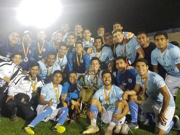 Aurora gana la Copa Bicentenario en Aiquile