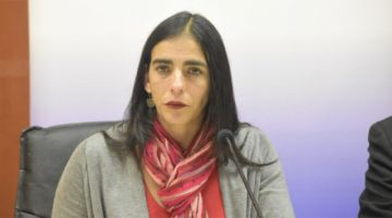 Ministra pide mantener la calma ante el arenavirus