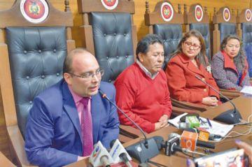 TCP fija que autoridades ya no deben renunciar para ser candidatos