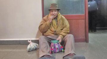 Quispe instala huelga y pide a jueces resolver denuncia de Mesa