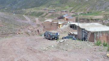 Conflicto de límites entre Potosí - Yocalla continúa