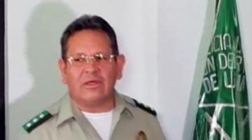 Gobierno descarta traslado de excoronel Medina a Palmasola
