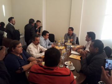 Comenzó la reunión de la F.B.F. en Potosí