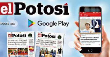 El Potosí relanza su edición digital