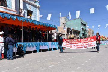 Uyuni celebra el 130 aniversario de su fundación