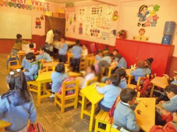 La gestión escolar termina la primera semana de diciembre