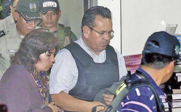 Gobierno descarta traslado de Medina a Palmasola