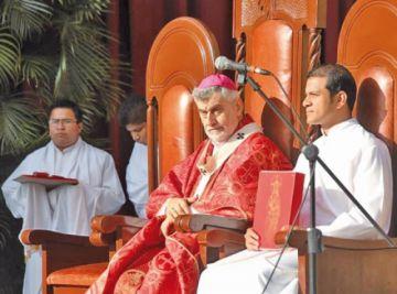 La Iglesia católica pide dejar la indiferencia ante feminicidios en Bolivia