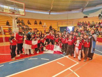 Selección de karate de la Villa Imperial logró tres oros, 10 platas y 17 bronces