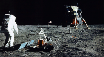 Observación espacial desde el Chacaltaya contribuyó al viaje del hombre a la Luna