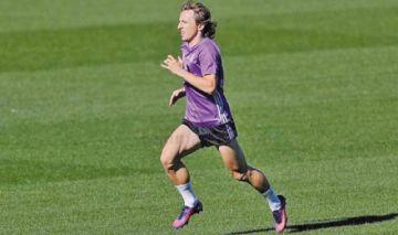 Modric y Brahim son bajas en Real Madrid