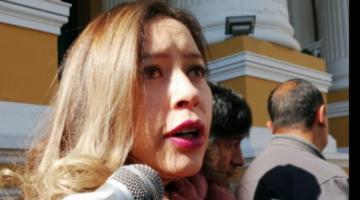 "Diputada Silva habla de ""maletines negros"", tras renuncia de Rodríguez"