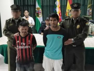 Policía reporta un nuevo caso de violación grupal en Santa Cruz