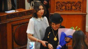 Morales bromea sobre apellido paterno de la hija de Remedios Loza