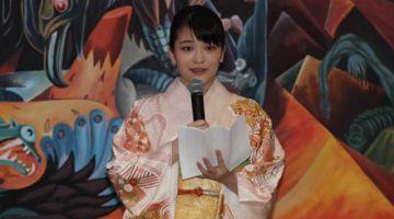 Mako agradece recibimiento y desea que la amistad con Japón perdure