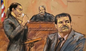 Condenan al Chapo a cadena perpetua