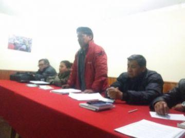 Cívicos van al paro de 72 horas por beneficios del litio para Potosí